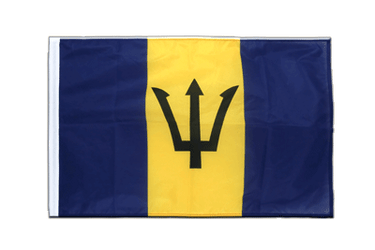 Barbados Sleeved Flag PRO 2x3 ft
