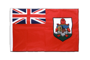 Bermuda - Sleeved Flag PRO 2x3 ft
