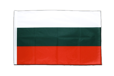 Bulgaria - Sleeved Flag PRO 2x3 ft