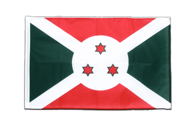 Burundi Sleeved Flag PRO 2x3 ft