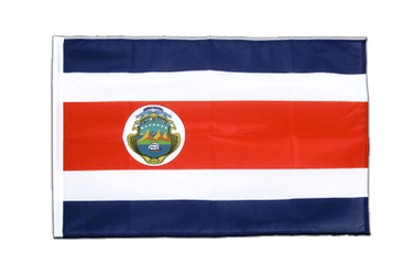 Costa Rica Sleeved Flag PRO 2x3 ft
