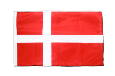 Denmark Sleeved Flag PRO 2x3 ft