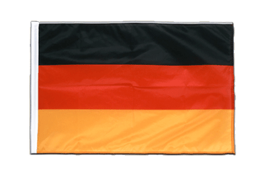 Germany Sleeved Flag PRO 2x3 ft