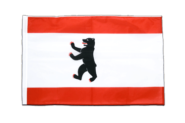 Berlin Sleeved Flag PRO 2x3 ft