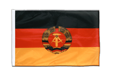 GDR - Sleeved Flag PRO 2x3 ft