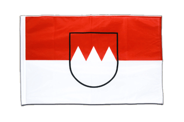 Franconia - Sleeved Flag PRO 2x3 ft