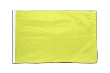 Yellow Sleeved Flag PRO 2x3 ft