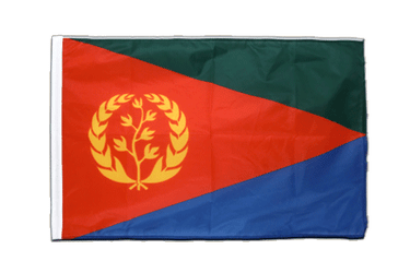 Eritrea - Sleeved Flag PRO 2x3 ft