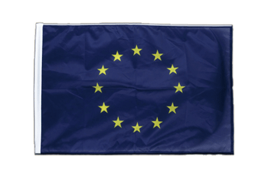 European Union EU Sleeved Flag PRO 2x3 ft