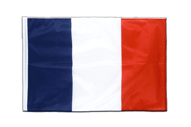 France Sleeved Flag PRO 2x3 ft