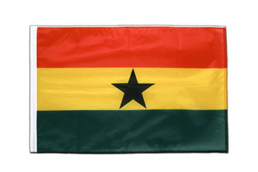 Ghana - Sleeved Flag PRO 2x3 ft