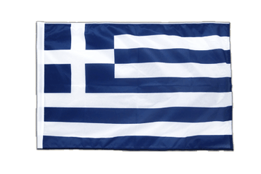 Greece Sleeved Flag PRO 2x3 ft
