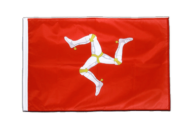 Isle of man - Sleeved Flag PRO 2x3 ft