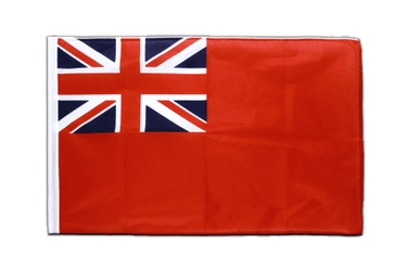 Pavillon Royaume-Uni Britannique pavillon marchand Red Ensign Fourreau PRO 60 x 90 cm