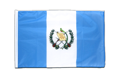 Guatemala Sleeved Flag PRO 2x3 ft