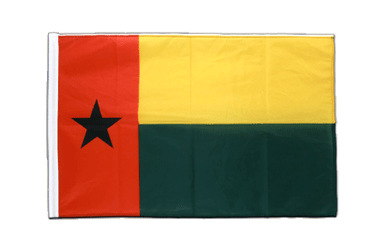 Guinea-Bissau - Sleeved Flag PRO 2x3 ft