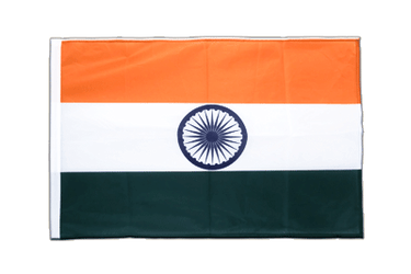 India Sleeved Flag PRO 2x3 ft