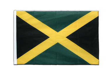 Jamaica Sleeved Flag PRO 2x3 ft