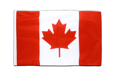 Canada Sleeved Flag PRO 2x3 ft