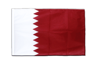 Qatar - Sleeved Flag PRO 2x3 ft