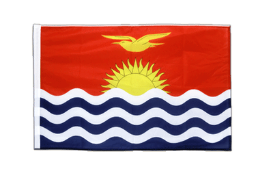 Kiribati Sleeved Flag PRO 2x3 ft