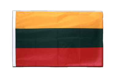 Lithuania Sleeved Flag PRO 2x3 ft