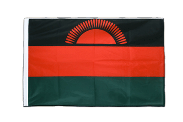 Malawi - Sleeved Flag PRO 2x3 ft