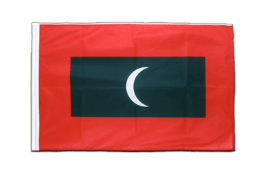 Maldives - Sleeved Flag PRO 2x3 ft