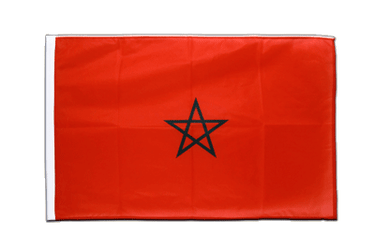 Morocco - Sleeved Flag PRO 2x3 ft