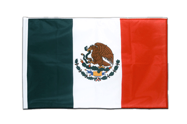 Mexico Sleeved Flag PRO 2x3 ft
