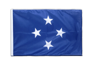 Micronesia Sleeved Flag PRO 2x3 ft