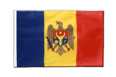 Moldova Sleeved Flag PRO 2x3 ft