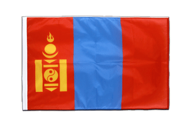Mongolia Sleeved Flag PRO 2x3 ft