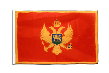 Montenegro Sleeved Flag PRO 2x3 ft