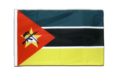 Mozambique Sleeved Flag PRO 2x3 ft