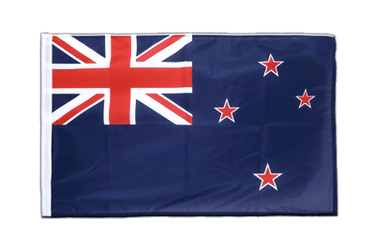 New Zealand Sleeved Flag PRO 2x3 ft