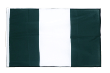 Nigeria Sleeved Flag PRO 2x3 ft