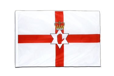 Northern Ireland Sleeved Flag PRO 2x3 ft