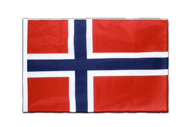 Norway Sleeved Flag PRO 2x3 ft