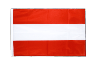 Austria Sleeved Flag PRO 2x3 ft