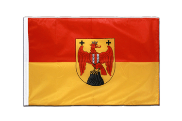 Burgenland Sleeved Flag PRO 2x3 ft
