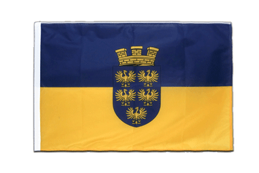 Lower Austria Sleeved Flag PRO 2x3 ft