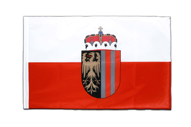 Upper Austria Sleeved Flag PRO 2x3 ft