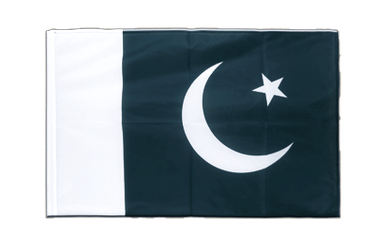 Pakistan Sleeved Flag PRO 2x3 ft