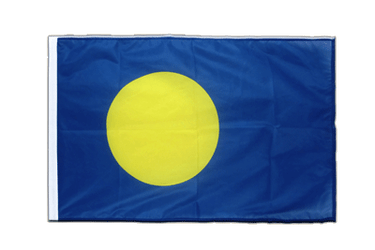 Palau Sleeved Flag PRO 2x3 ft