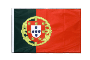 Portugal Sleeved Flag PRO 2x3 ft