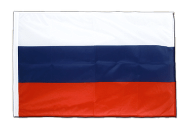 Russia Sleeved Flag PRO 2x3 ft