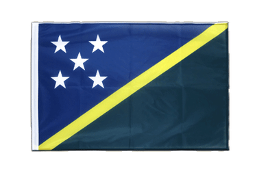 Solomon Islands Sleeved Flag PRO 2x3 ft