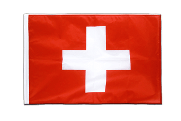 Switzerland Sleeved Flag PRO 2x3 ft