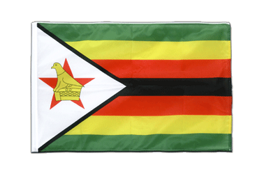 Zimbabwe - Sleeved Flag PRO 2x3 ft